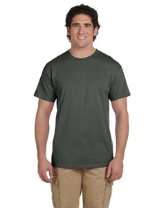 Military Green Ultra Cotton® 6 oz. T-Shirt