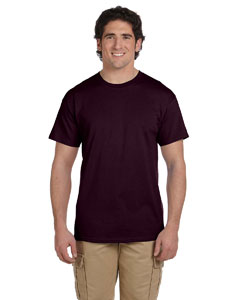 Dark Chocolate Ultra Cotton® 6 oz. T-Shirt