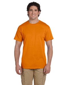 Safety Orange Ultra Cotton® 6 oz. T-Shirt