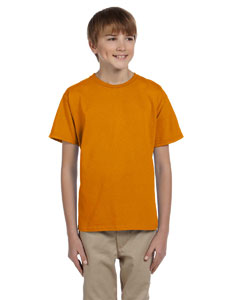 Texas Orange Ultra Cotton® Youth 6 oz. T-Shirt