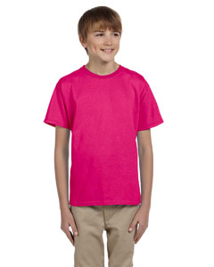 Heliconia Ultra Cotton® Youth 6 oz. T-Shirt