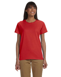 Red Women's 6 oz. Ultra Cotton® T-Shirt