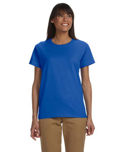 Royal Ladies' Ultra Cotton® 6 oz. T-Shirt