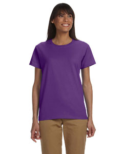 Purple Women's 6 oz. Ultra Cotton® T-Shirt