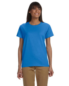 Iris Ladies' Ultra Cotton® 6 oz. T-Shirt