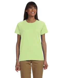 Mint Green Ladies' Ultra Cotton® 6 oz. T-Shirt