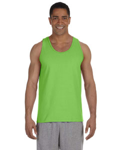 Lime Ultra Cotton® 6 oz. Tank