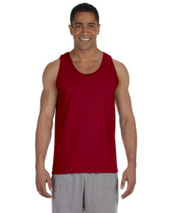Cardinal Red Ultra Cotton® 6 oz. Tank