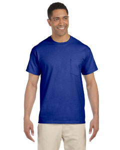 Royal Ultra Cotton® 6 oz. Pocket T-Shirt