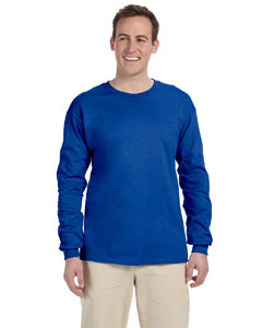 Royal Adult Ultra Cotton® 6 oz. Long-Sleeve T-Shirt