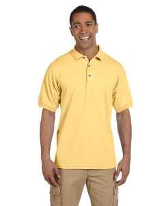 Yellow Haze Ultra Cotton® 6.5 oz. Pique Polo