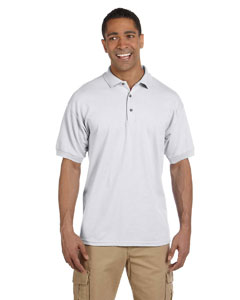Ash Ultra Cotton® 6.5 oz. Pique Polo