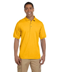 Gold Ultra Cotton® 6.5 oz. Pique Polo