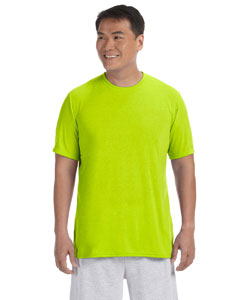 Safety Green Performance® 4.5 oz. T-Shirt