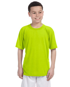 Safety Green Performance® Youth 4.5 oz. T-Shirt