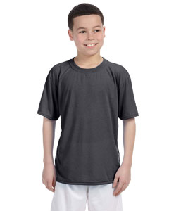 Charcoal Performance® Youth 4.5 oz. T-Shirt