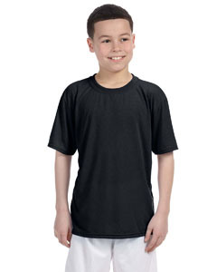 Black Performance® Youth 4.5 oz. T-Shirt