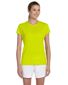 Safety Green Ladies' Performance® 5 oz. T-Shirt