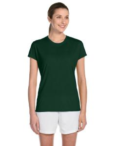 Forest Green Ladies' Performance® 5 oz. T-Shirt