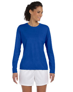 Royal Women's 4.5 oz. Performance Long-Sleeve T-Shirt