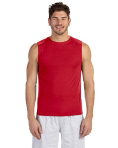 Red Performance® 4.5 oz. Sleeveless T-Shirt
