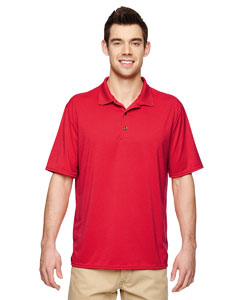 Red Performance® Adult 4.7 oz. Jersey Polo