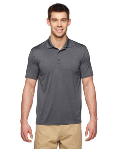 Marble Charcoal Performance® Adult 4.7 oz. Jersey Polo