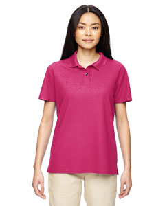 Marble Heliconia Ladies' Performance® 4.7 oz. Jersey Polo