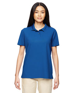 Marble Royal Ladies' Performance® 4.7 oz. Jersey Polo