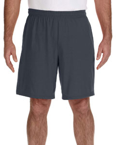 Charcoal Performance® 5.5 oz. Nine Inch Short with Pocket