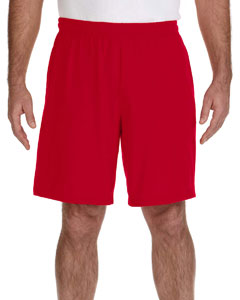 Red Performance® 5.5 oz. Nine Inch Short with Pocket