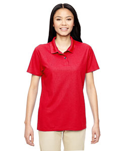 Red Performance® Ladies' 5.6 oz. Double Piqué Polo