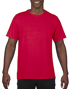 Sprt Scarlet Red Adult Performance® 4.7 oz. Core T-Shirt