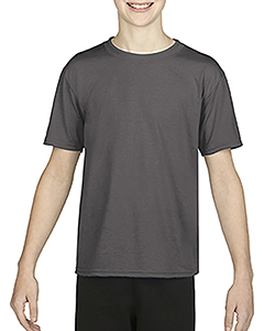 Charcoal Youth Performance®  4.7 oz. Core T-Shirt