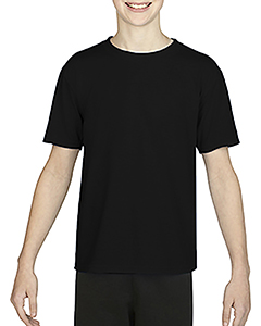 Black Youth Performance®  4.7 oz. Core T-Shirt