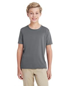 Gravel Youth Performance®  4.7 oz. Core T-Shirt