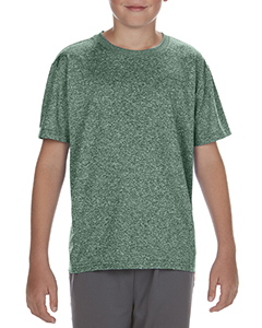 Hth Sprt Drk Grn Youth Performance®  4.7 oz. Core T-Shirt