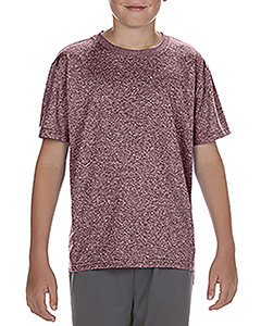 Hth Spt Drk Marn Youth Performance®  4.7 oz. Core T-Shirt