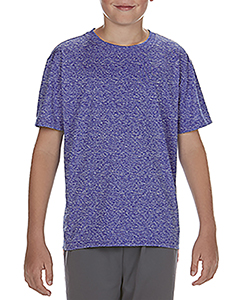Hth Sport Purple Youth Performance®  4.7 oz. Core T-Shirt