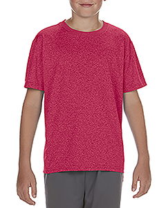Hth Spt Scrlt Rd Youth Performance®  4.7 oz. Core T-Shirt
