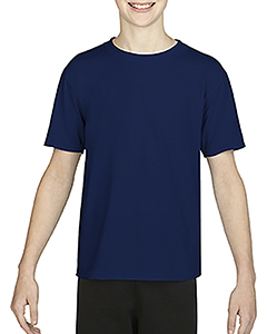 Sport Dark Navy Youth Performance®  4.7 oz. Core T-Shirt