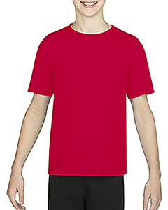Sprt Scarlet Red Youth Performance®  4.7 oz. Core T-Shirt