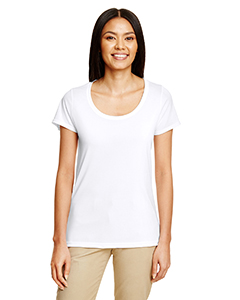 White Ladies' Performance® 4.7 oz. Core T-Shirt