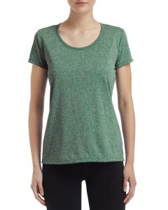 Hth Sp Drk Green Ladies' Performance® 4.7 oz. Core T-Shirt