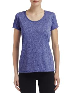 Hth Sport Purple Ladies' Performance® 4.7 oz. Core T-Shirt