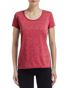 Hth Spt Scrlt Rd Ladies' Performance® 4.7 oz. Core T-Shirt