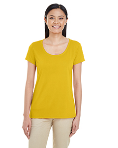 Sprt Athltc Gold Ladies' Performance® 4.7 oz. Core T-Shirt