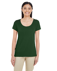 Sport Dark Green Ladies' Performance® 4.7 oz. Core T-Shirt