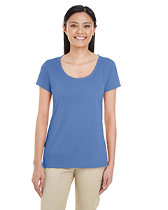 Sport Light Blue Ladies' Performance® 4.7 oz. Core T-Shirt