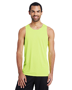Safety Green ADULT Performance® Adult Singlet